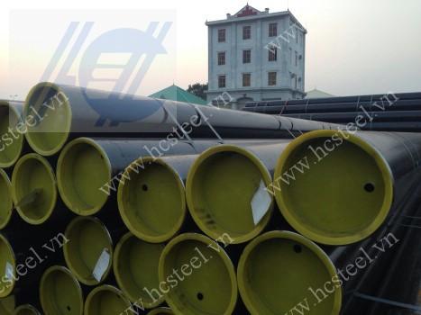 ống thép hàn 273 x 6.35mm x 6m