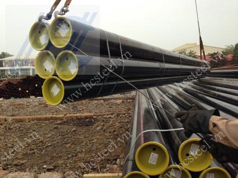 ống thép hàn 219.0 x 6.35mm x 6m