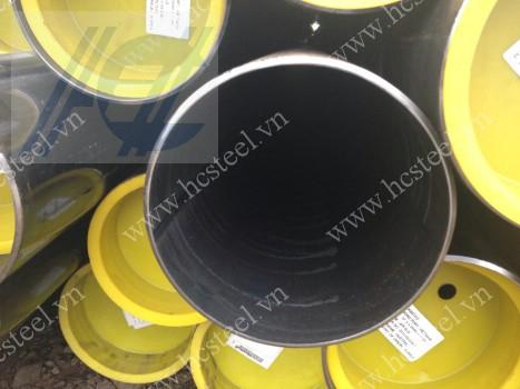 ống thép hàn 219 x 8.18mm x 6m
